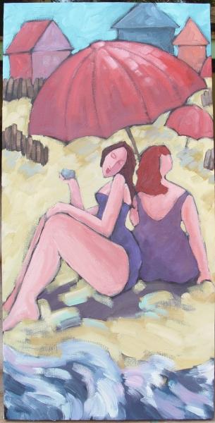 Under the Umbrellas #2