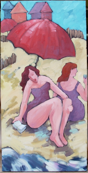 Under the Umbrellas #1