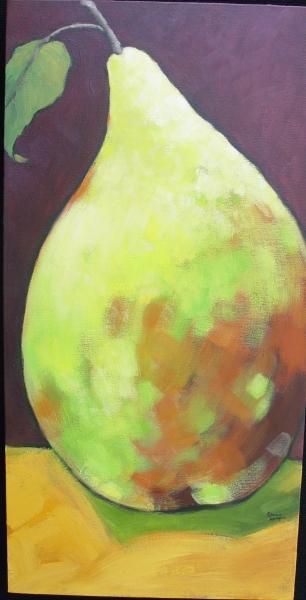 The Single Pear