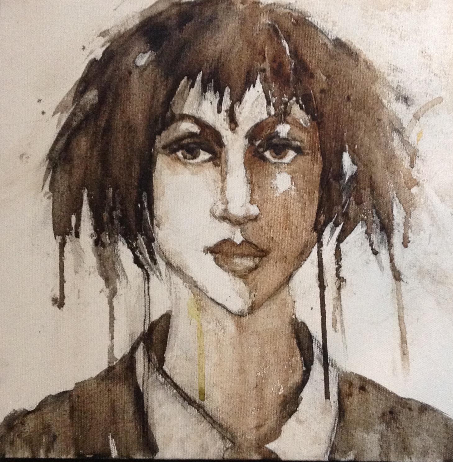 Sepia Faces 1