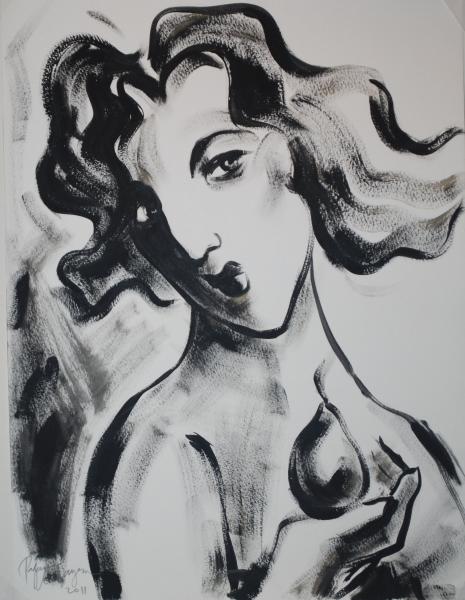 Face sketch 2