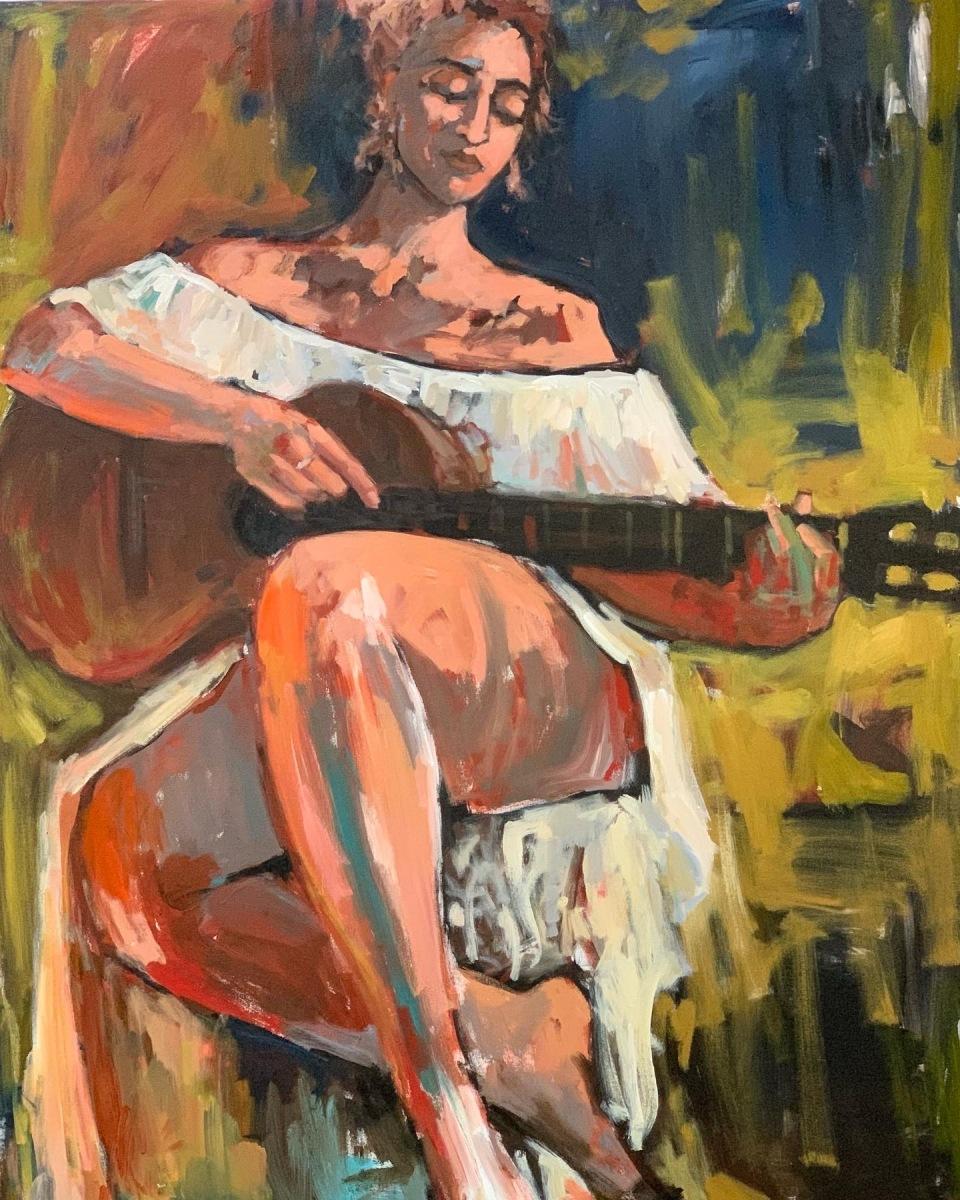 Amanda's Guitar