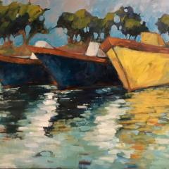 Boats at Cassis #2