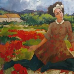 Poppy Field Dreaming
