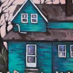 The Teal House