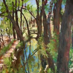 Bridge Over the Oak Creek