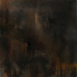 Numinous 3, oil on canvas, 41 x 39 inches (104 x 99 cm), 2003