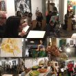 Persian Delights Life Drawing Event